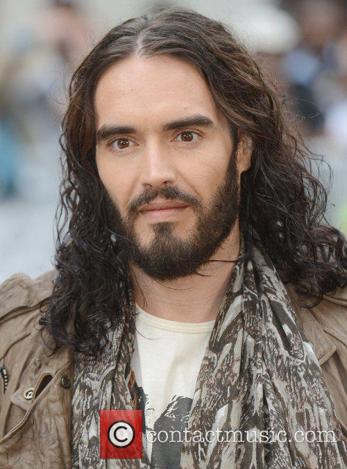 Russell Brand and Odeon Leicester Square 4
