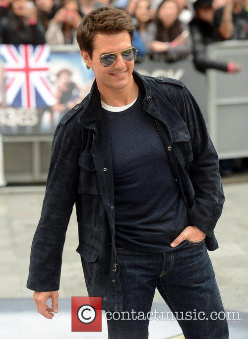 Tom Cruise, Odeon Leicester Square
