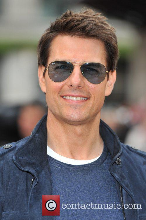 Tom Cruise and Odeon Leicester Square 15