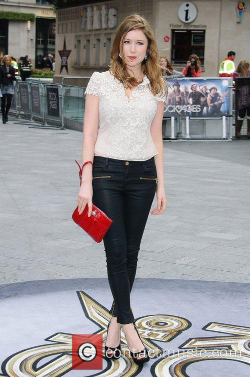 Hayley Westenra and Odeon Leicester Square 10