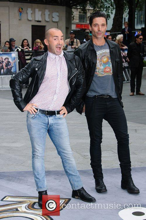 Louie Spence and Odeon Leicester Square 2