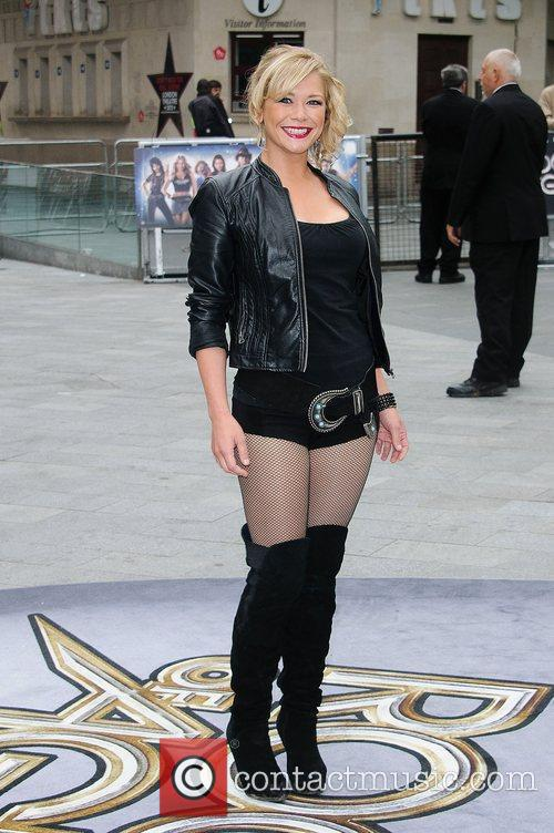 Suzanne Shaw and Odeon Leicester Square 11