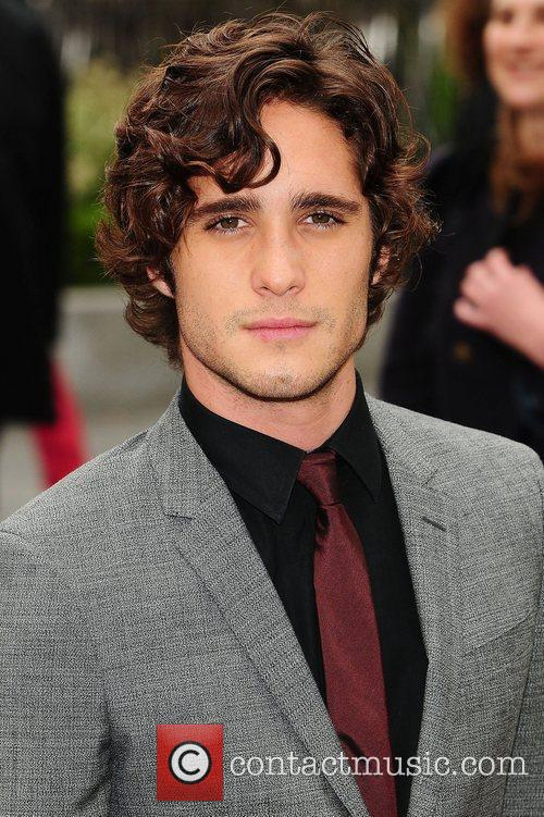 Diego Boneta and Odeon Leicester Square 6