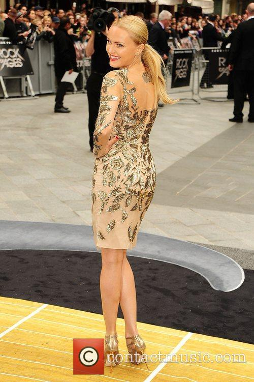 Malin Akerman and Odeon Leicester Square 4