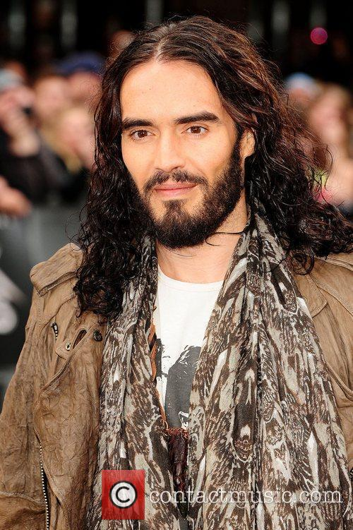 Russell Brand and Odeon Leicester Square 9