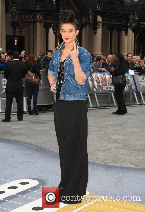 Katie Waissel, Odeon Leicester Square