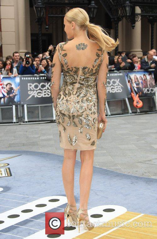Malin Akerman and Odeon Leicester Square 29