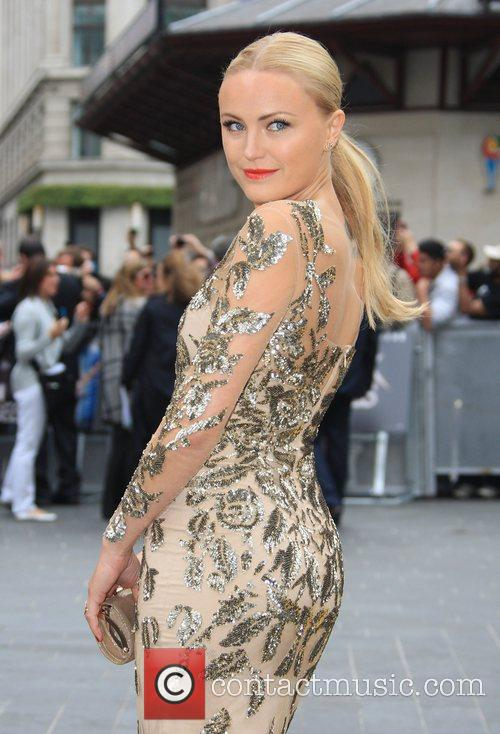 Malin Akerman, Odeon Leicester Square