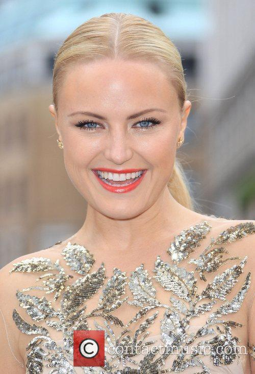 Malin Akerman and Odeon Leicester Square 35