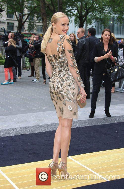 Malin Akerman and Odeon Leicester Square 38