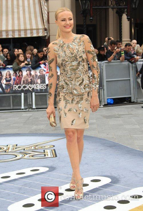 Malin Akerman and Odeon Leicester Square 41