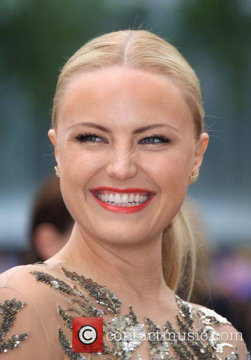 Malin Akerman and Odeon Leicester Square 42