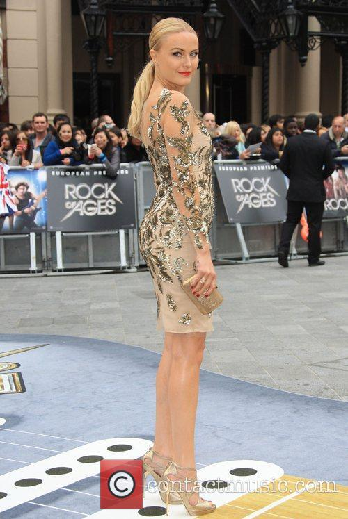Malin Akerman and Odeon Leicester Square 1
