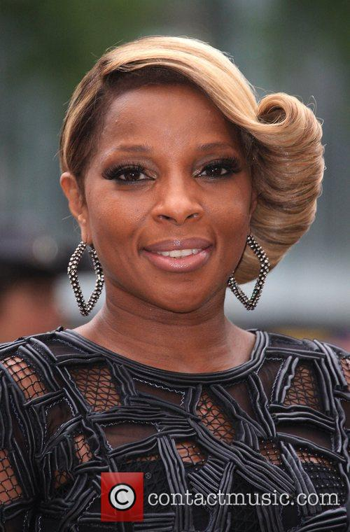 Mary J Blige, Odeon Leicester Square