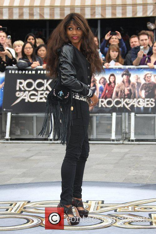 sinitta rock of ages uk film premiere 3937611