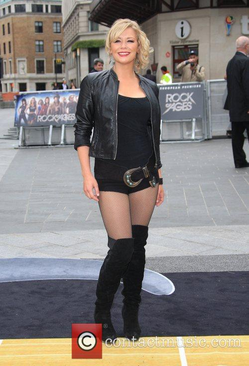 Suzanne Shaw, Odeon Leicester Square