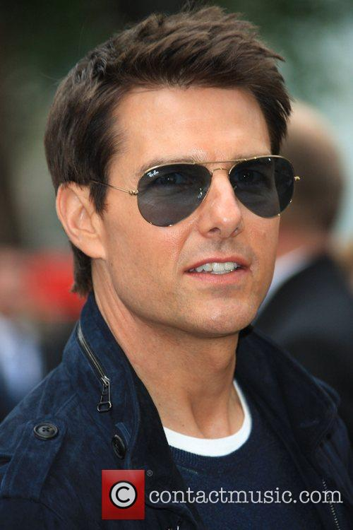 Tom Cruise and Odeon Leicester Square 19