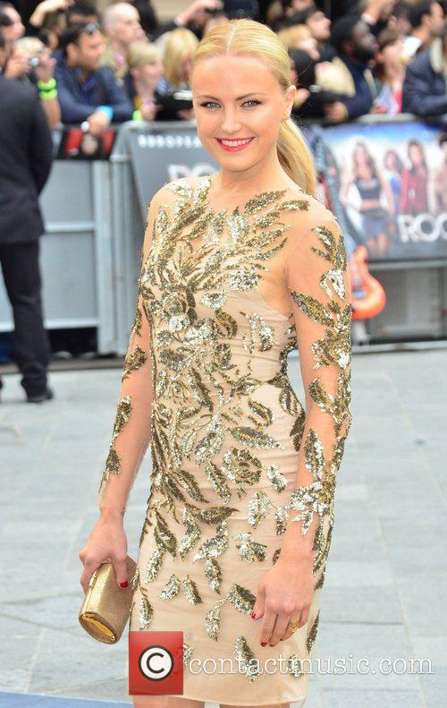 Malin Akerman and Odeon Leicester Square 45