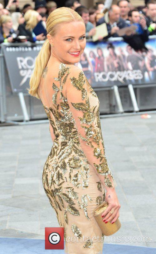 Malin Akerman and Odeon Leicester Square 46