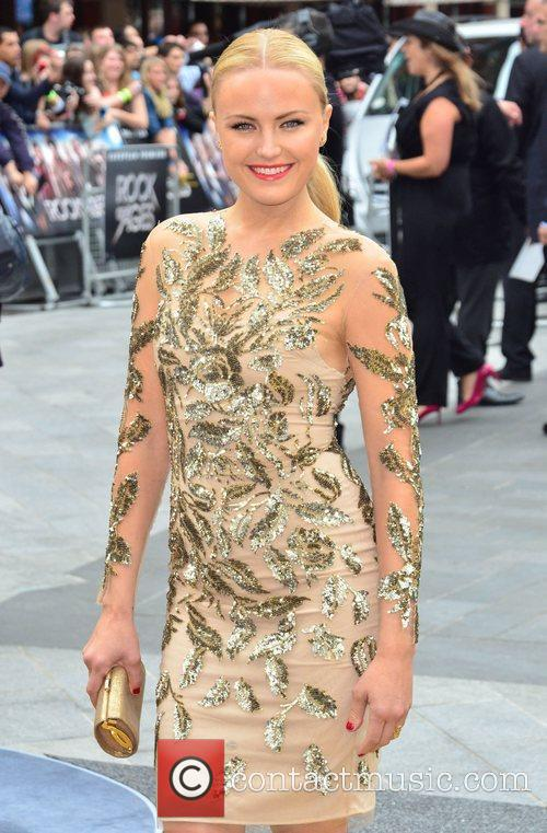 Malin Akerman and Odeon Leicester Square 49