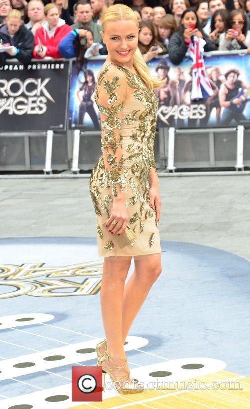 Malin Akerman and Odeon Leicester Square 50