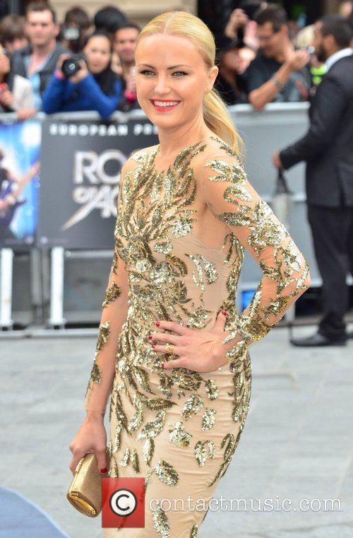 Malin Akerman and Odeon Leicester Square 51