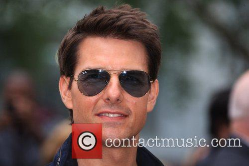 Tom Cruise and Odeon Leicester Square 6