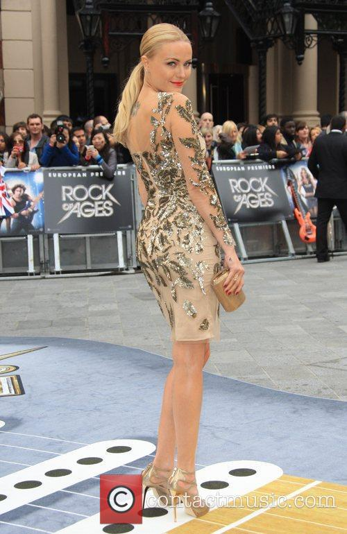 Malin Akerman and Odeon Leicester Square 2