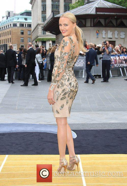 Malin Akerman and Odeon Leicester Square 3