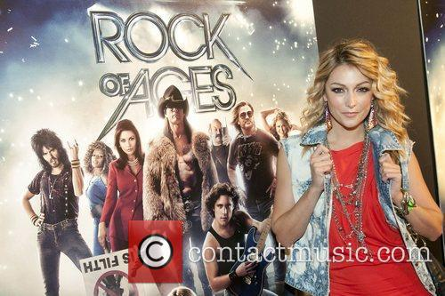Screening of 'Rock of Ages' at the Regal...