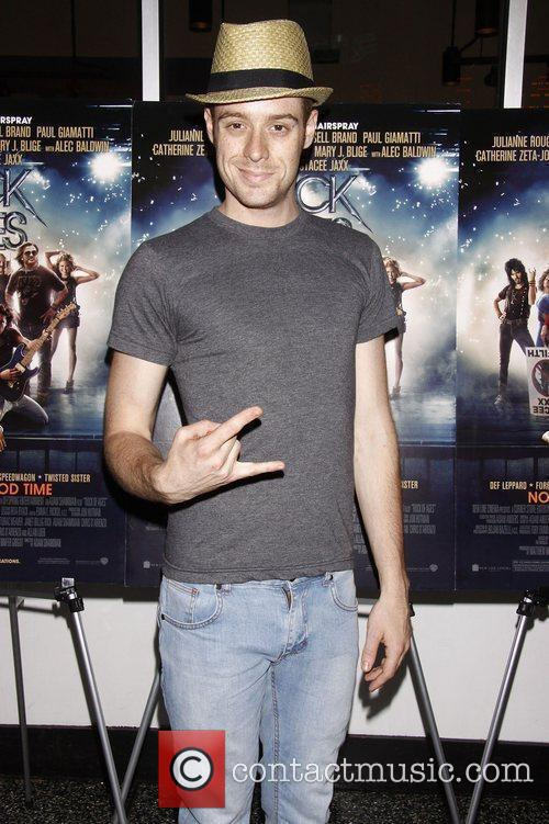 Cody Scott Lancaster 'Rock of Ages' Broadway Industry...