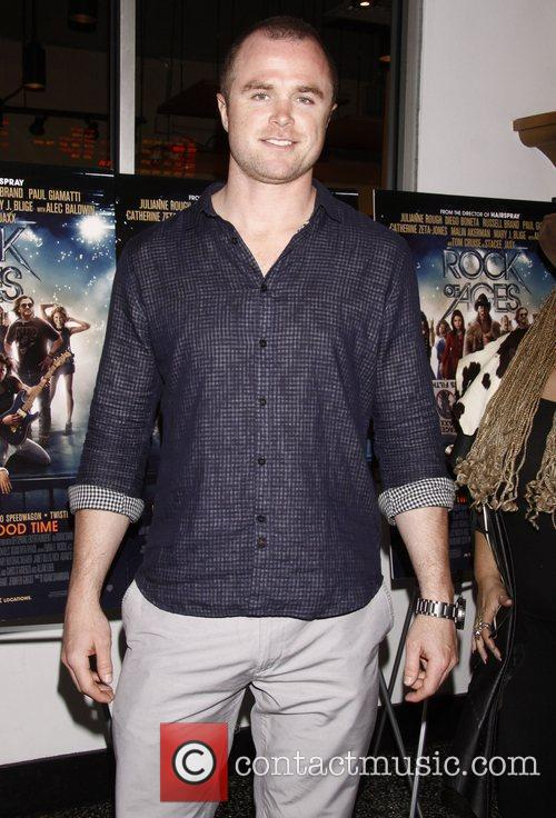 Guest  'Rock of Ages' Broadway Industry Screening...
