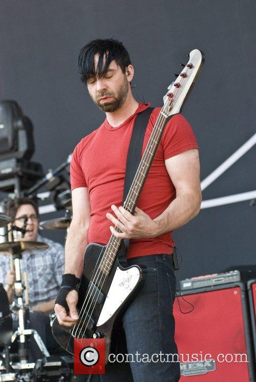 Chevelle perform at Rock on the Range 2012...