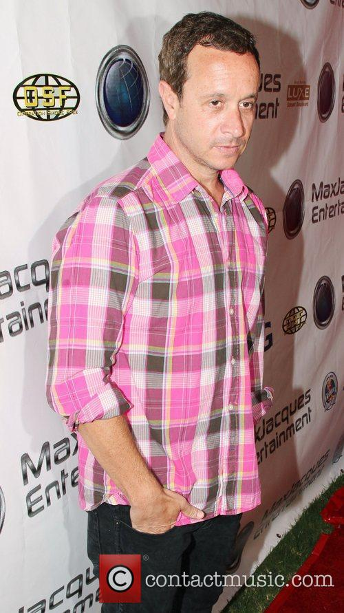 Pauly Shore Rock The Mansion at the Playboy...