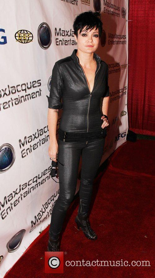 Sarah McLeod Rock The Mansion at the Playboy...