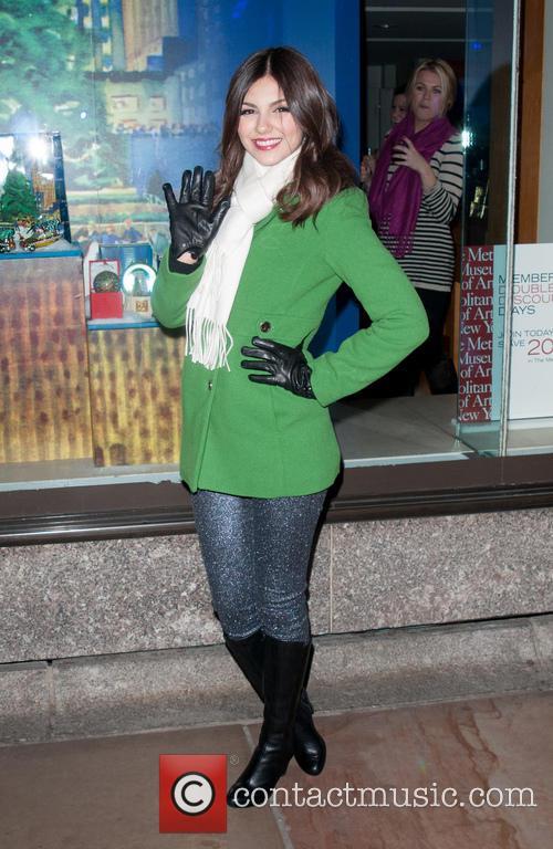 The, Annual Rockefeller Center Christmas, Rockefeller Center, Tree Lighting Ceremony and Arrivals 5