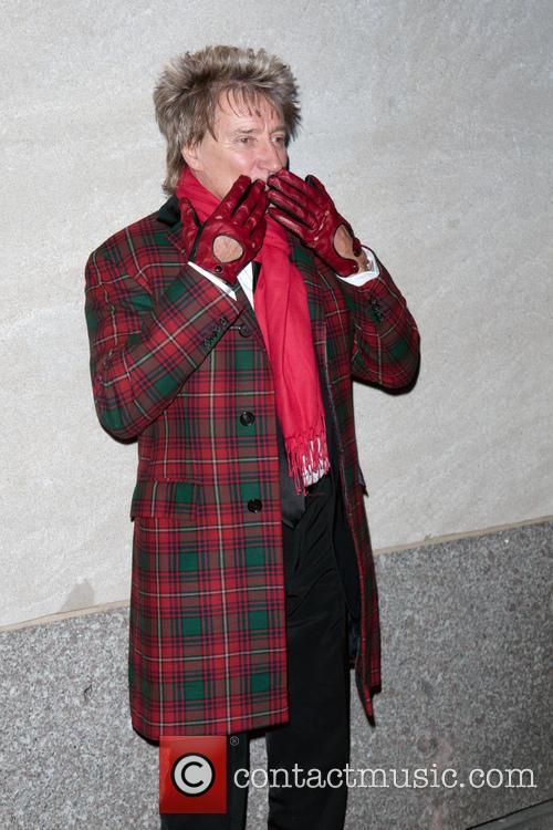 The, Annual Rockefeller Center Christmas, Rockefeller Center, Tree Lighting Ceremony and Arrivals 1