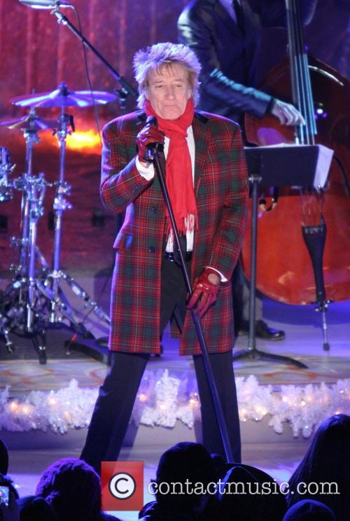 The, Annual Rockefeller Center Christmas, Rockefeller Center and Tree Lighting Ceremony 3