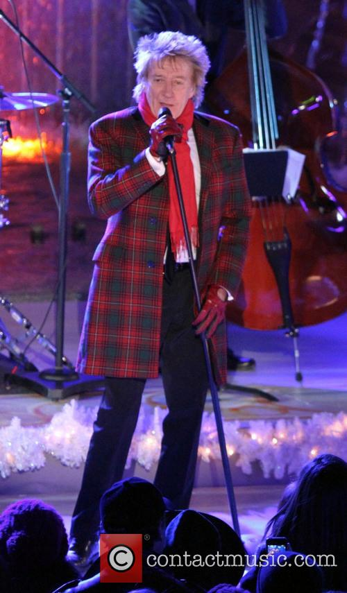 The, Annual Rockefeller Center Christmas, Rockefeller Center and Tree Lighting Ceremony 1