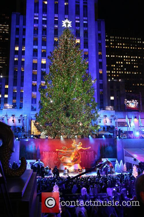 the 80th annual rockefeller center christmas tree 20011237