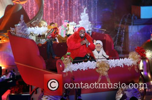 Cee Lo Green, The Muppets, Rockefeller Center and Tree Lighting Ceremony 2