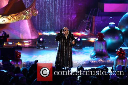 Cee Lo Green, Annual Rockefeller Center Christmas, Rockefeller Center and Tree Lighting Ceremony 4