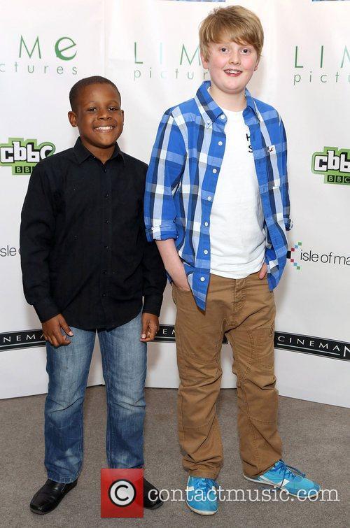 Jordan Benjamin and William Hall 2