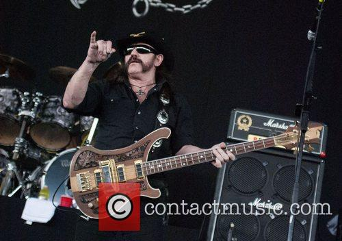 Lemmy, Motorhead and Mayhem Festival 2