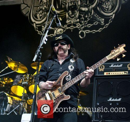 Lemmy, Motorhead and Mayhem Festival 4