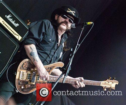 Lemmy, Motorhead and Mayhem Festival 5