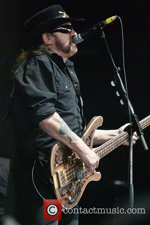 Lemmy, Motorhead and Mayhem Festival 7