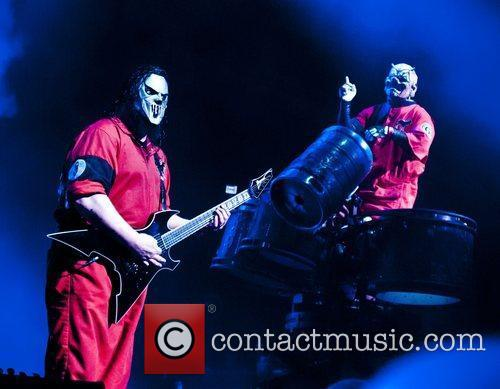 Slipknot and Mayhem Festival 13
