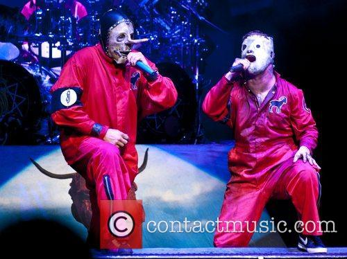 Slipknot and Mayhem Festival 15