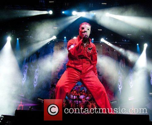 Slipknot and Mayhem Festival 18